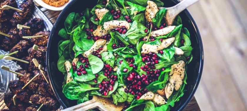 spinach-dieta w łuszczycy
